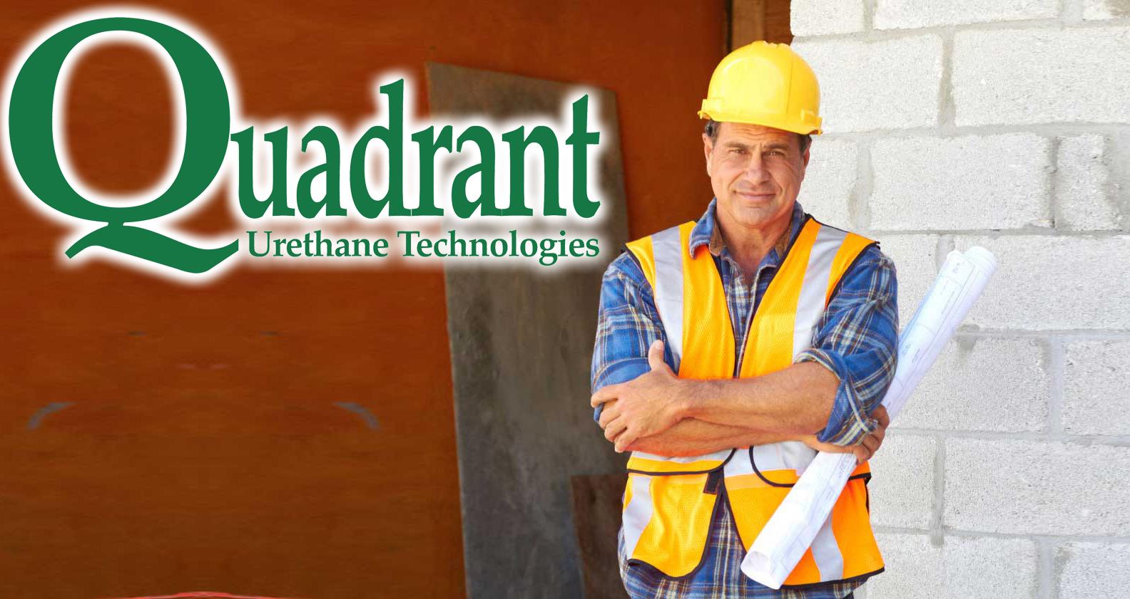 Logotyp firmy Quadrant