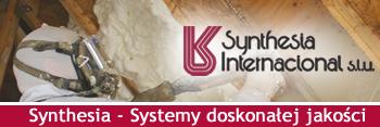 Synthesia Internacional SLU - najszczystsze systemy natryskowe