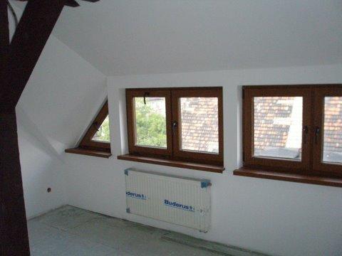 Przerabianie strychu na powierzchnię mieszkalna