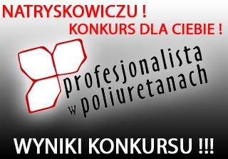 Natryskowiczu konkurs dla Ciebie – Wyniki!
