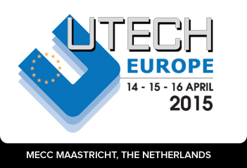 Targi UTECH Europe 2015 w dniach 14-16 kwietnia 2015!