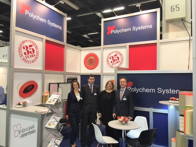 Polychem Systems na targach Filtech 2016